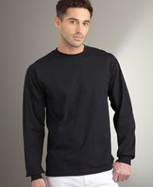 Gildan Ultra Cotton 6 oz. Long-Sleeve T-Shirt