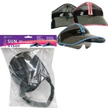 Visor With Sunglasses