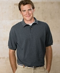 Men's 7 oz. ComfortSoft Cotton Piqué Polo