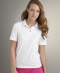Ultra Cotton Ladies Pique Sports Shirt