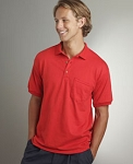 Gildan DryBlend® 6 oz.50/50 Jersey Polo with Pocket